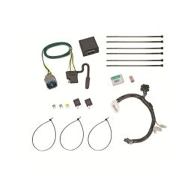 trailer wiring harness for 2012 honda pilot