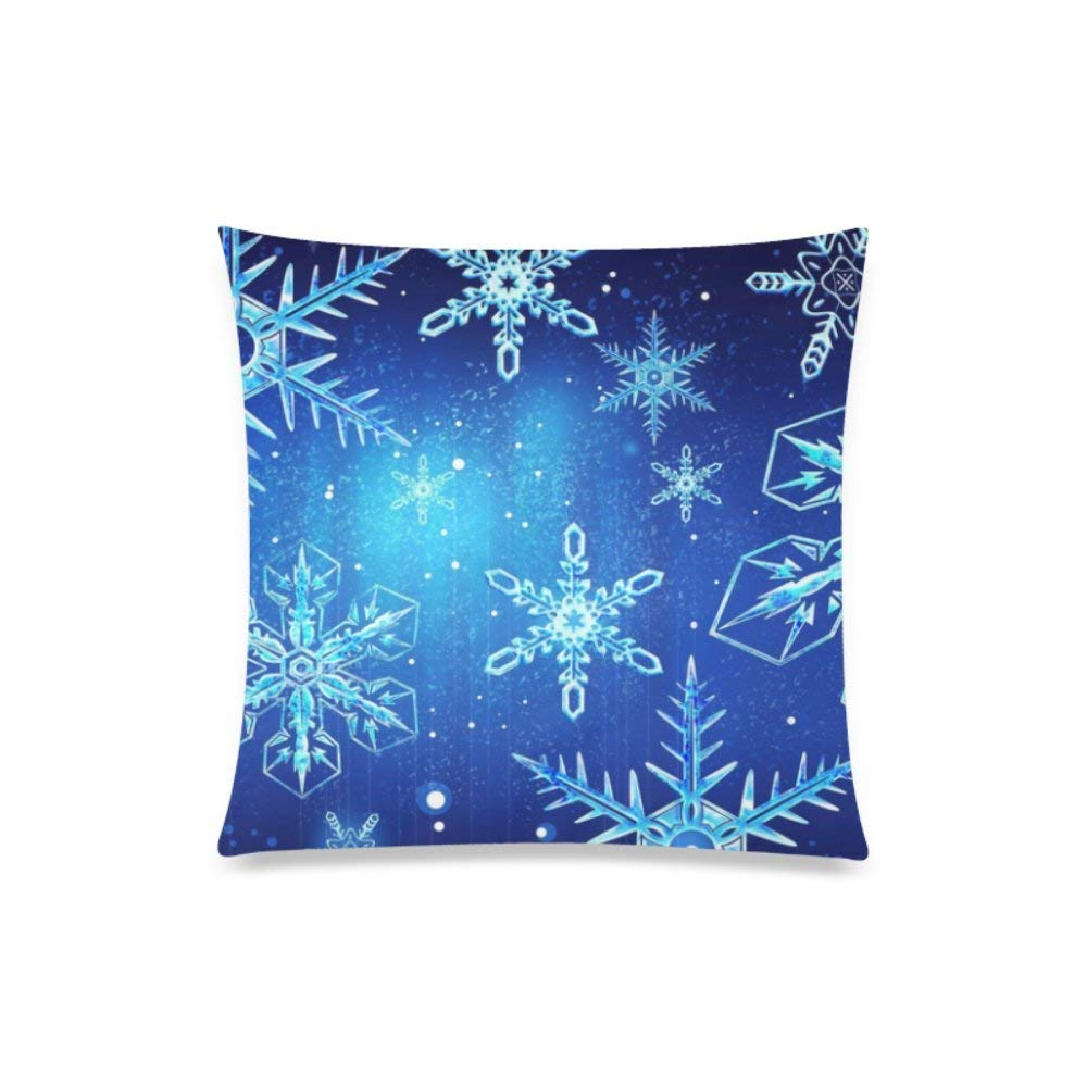 Nautical Sofa Throws Artjia Pale Blue Crystal Snowflakes Home Decor Nautical Style Sofa