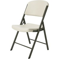 Lifetime Classic Commercial Folding Chair, Set of 4 ...