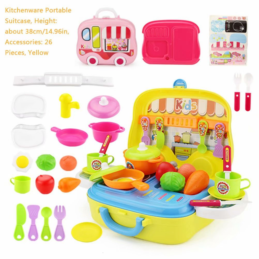 Clearance Children S Simulation Play House Kitchen