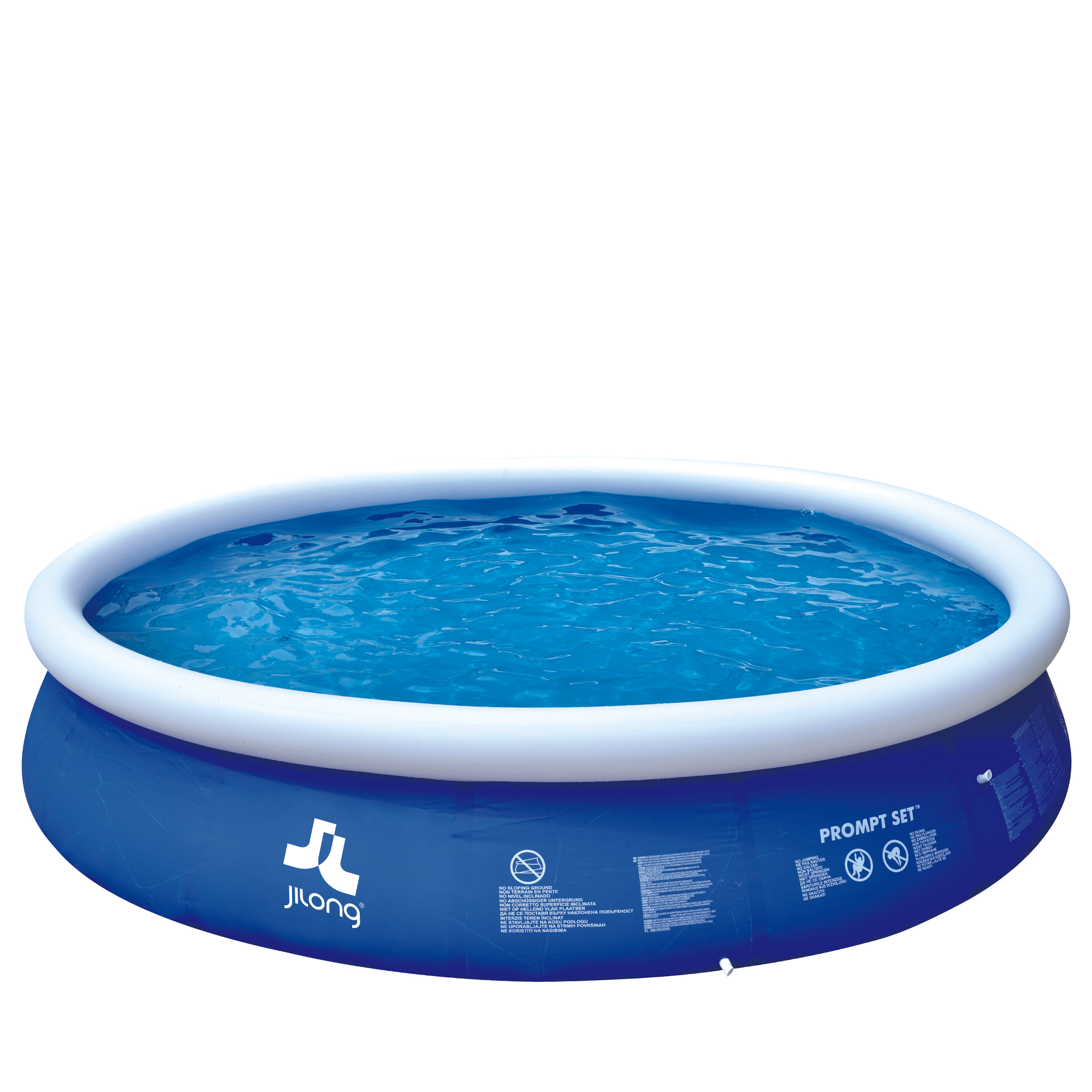 Bestway Frame Pool Untergrund Pool Central 15 X 36