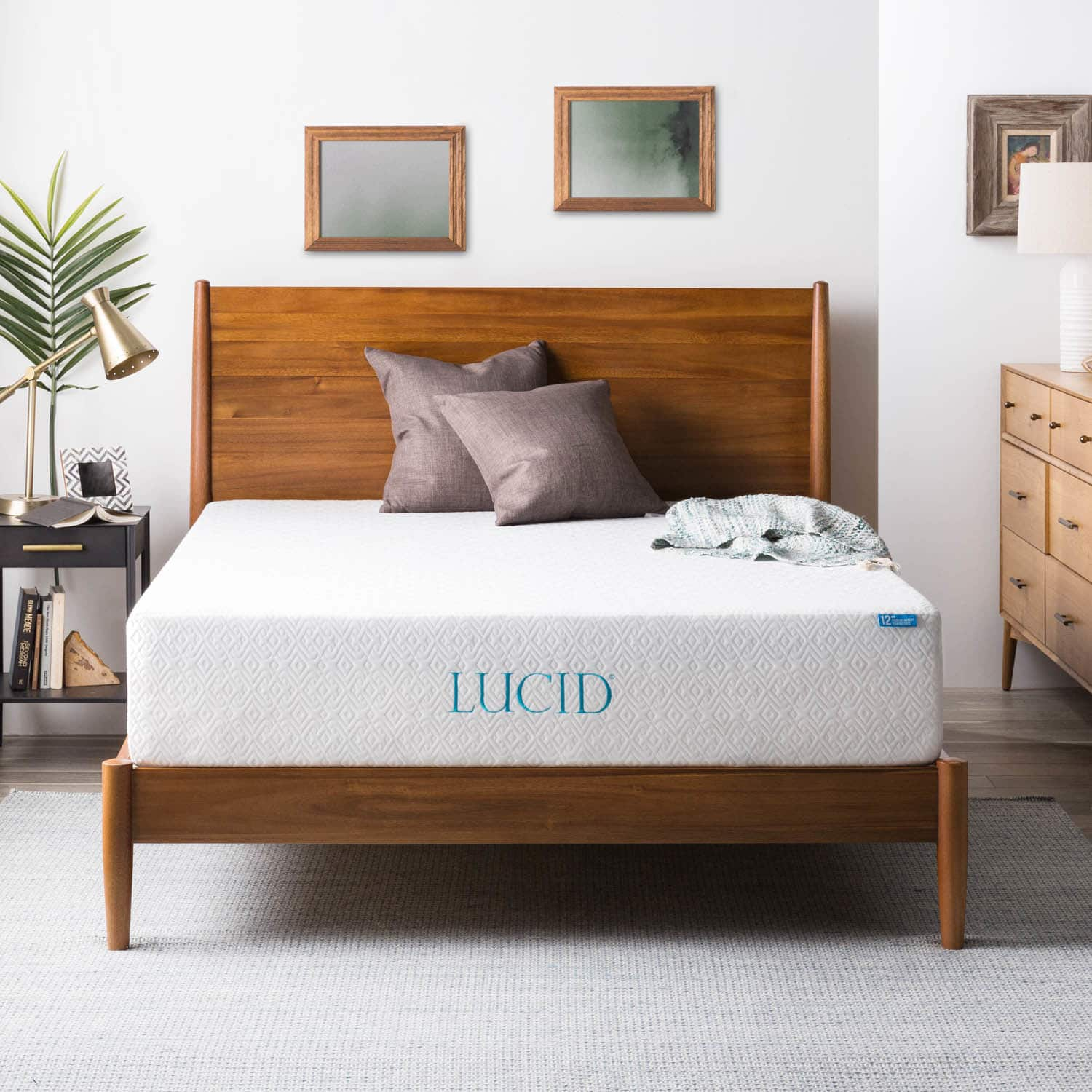Memory Foam Mattress Too Firm Lucid Comfort Collection 12 Inch Twin Xl Size Gel Memory Foam Mattress