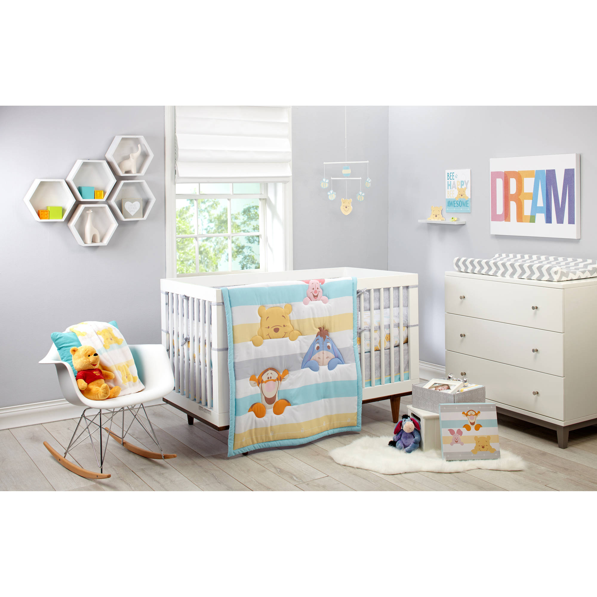 Full Crib Bedding Sets Eeyore Crib Bedding Sets
