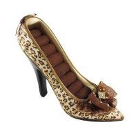 Pin-Up Cheetah Shoe Ring Holder - Walmart.com
