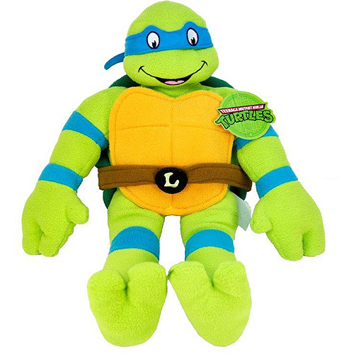 Nickelodeon Tmnt Leonardo Cuddle Pillow