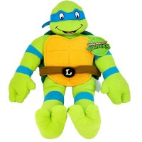 Nickelodeon Tmnt Leonardo Cuddle Pillow