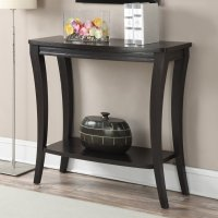 Convenience Concepts Newport Console Table with Shelf ...