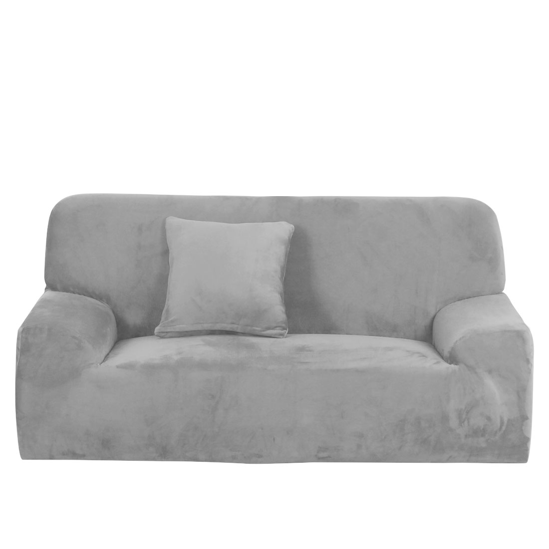 Sofa Slipcovers Flannel Stretch Fabric Sofa Slipcovers For Chair Loveseats Couch 1 2 3 4seats