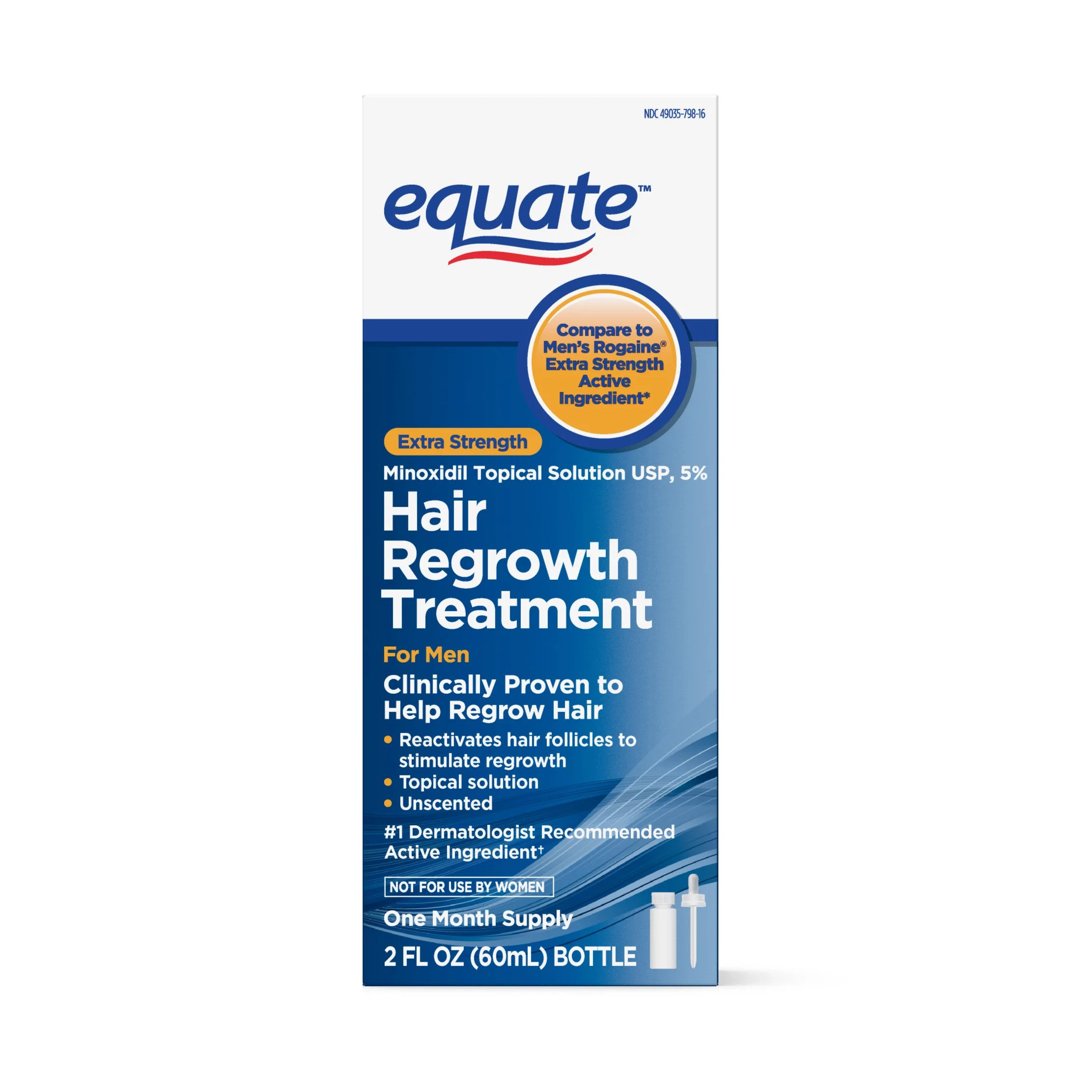 Minoxidil 5 1 Mes Equate Men 39s Minoxidil Hair Regrowth Treatment For Men 1