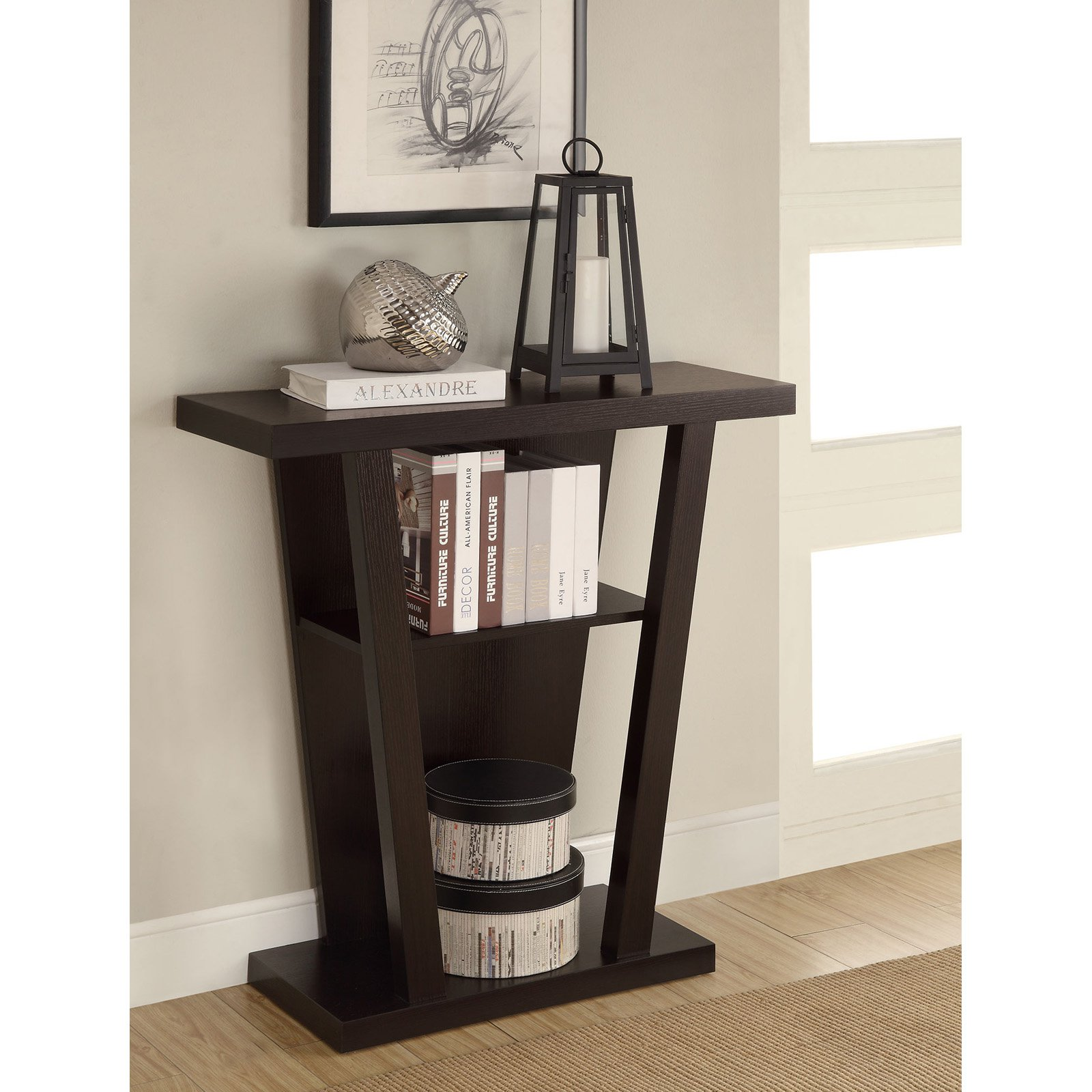 Blumicrochoco Modern Small Entryway Table