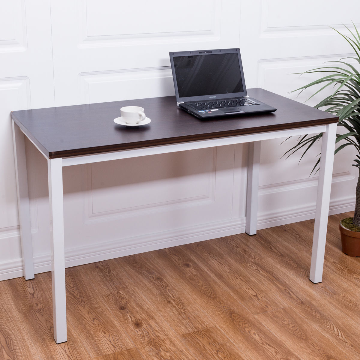 Workstation Furniture Home Office Desk Computer Pc Writing Table Workstation Furniture Wooden Modern