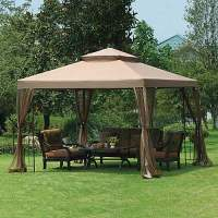 Garden Winds Replacement Canopy Top for Big Lot's 10x10 ...