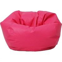 Vinyl Bean Bag Chair, Pink - Walmart.com