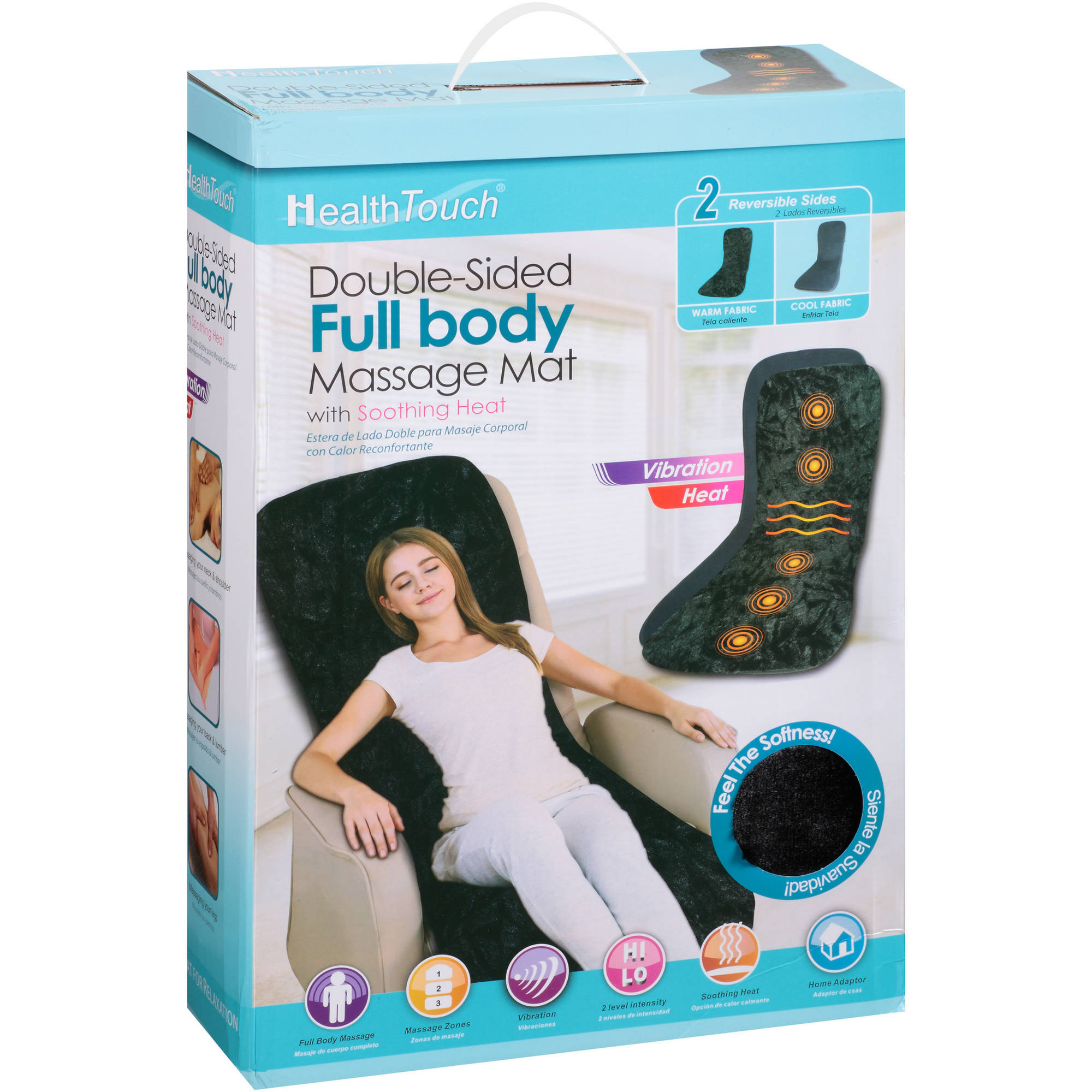 Where Can I Get Full Body Massage Health Touch Double Sided Full Body Massage Mat