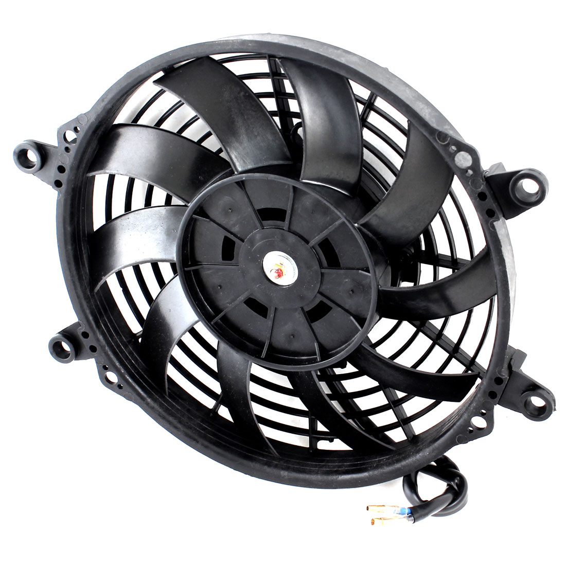 Dc 12v 9quot Air Conditioner Heat Sink Cooling Fan Cooler For