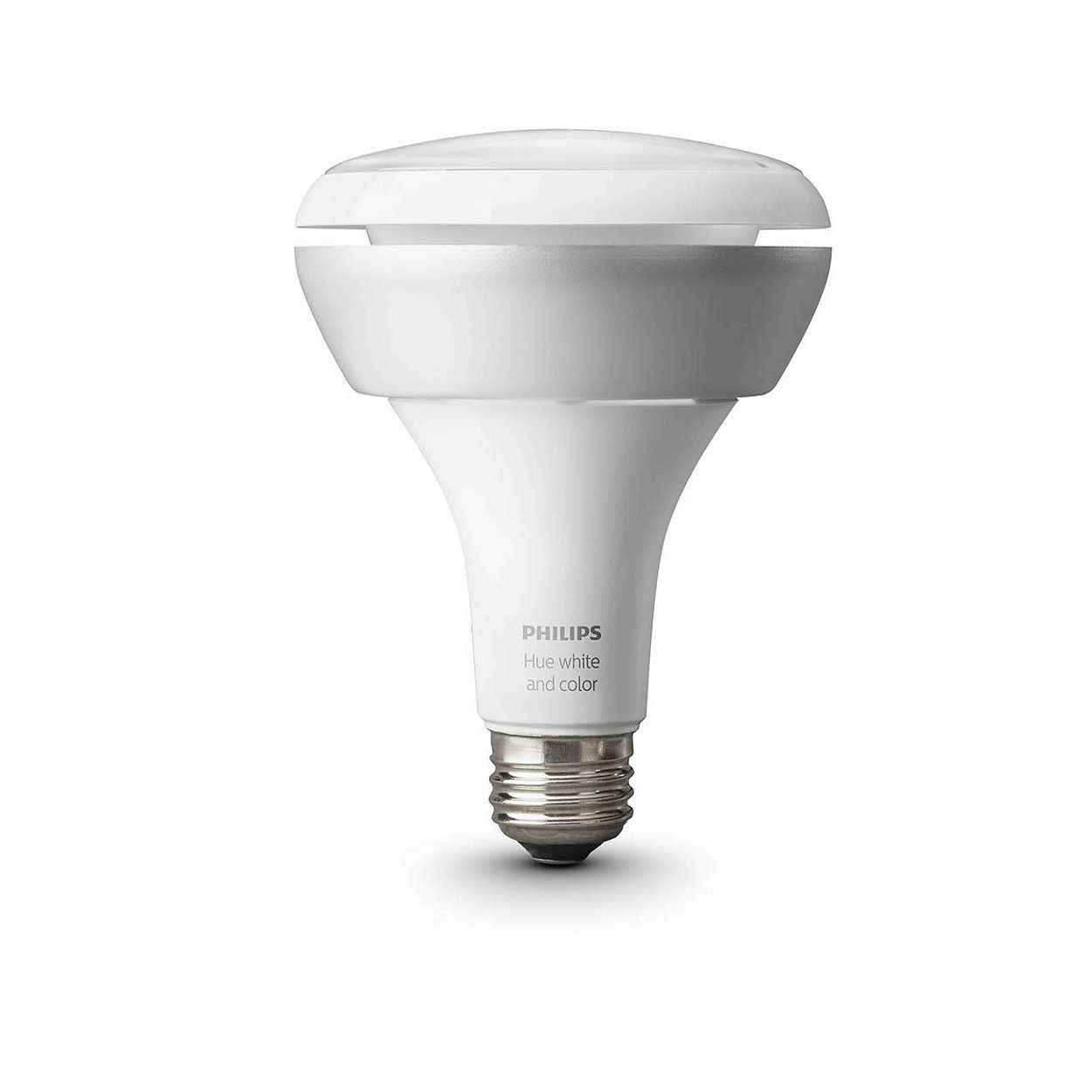 Philips Hue Br30 Philips Hue White And Color Ambiance Br30 Smart Light Bulb 65w Led 1 Pack