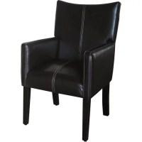 Safavieh Jenny Upholstered Arm Chair - Walmart.com
