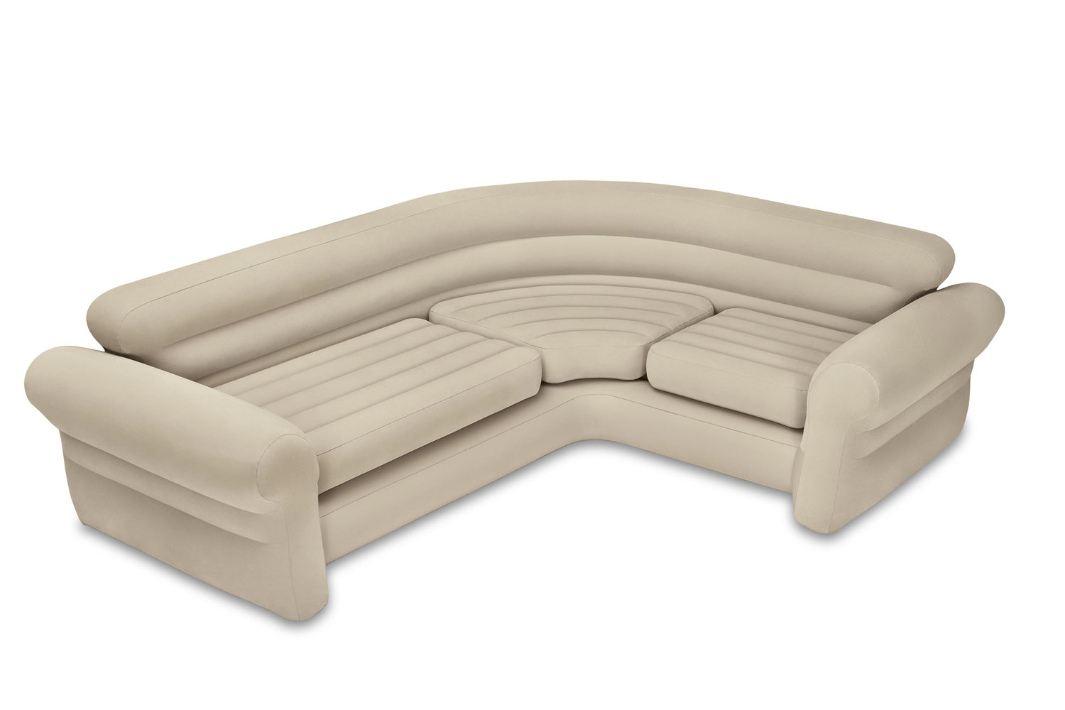 Big Sofa Occasion Intex Inflatable Corner Couch