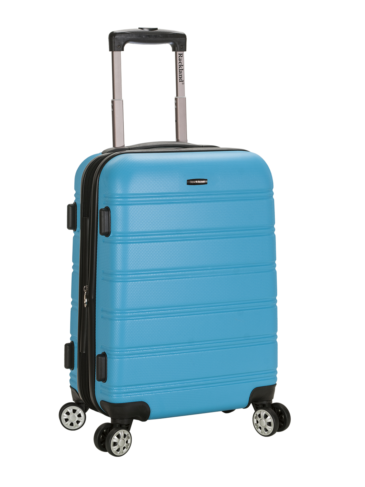 Travel Luggage Melbourne Rockland Luggage Melbourne 20 Quot Hard Sided Expandable Carry