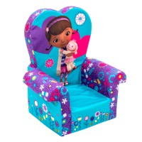 Marshmallow High Back Chair, Disney Doc McStuffins - Best ...