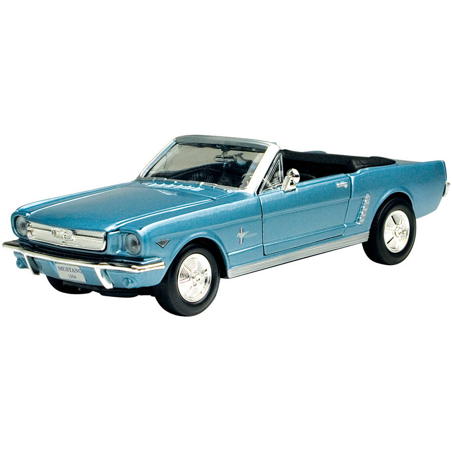 1964 1 2 Ford Mustang Convertible Model 1 24 Scale