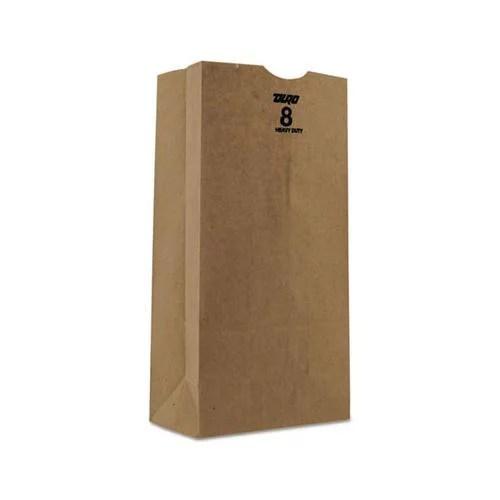 8 Paper Grocery Bag Baggh8500 Walmart