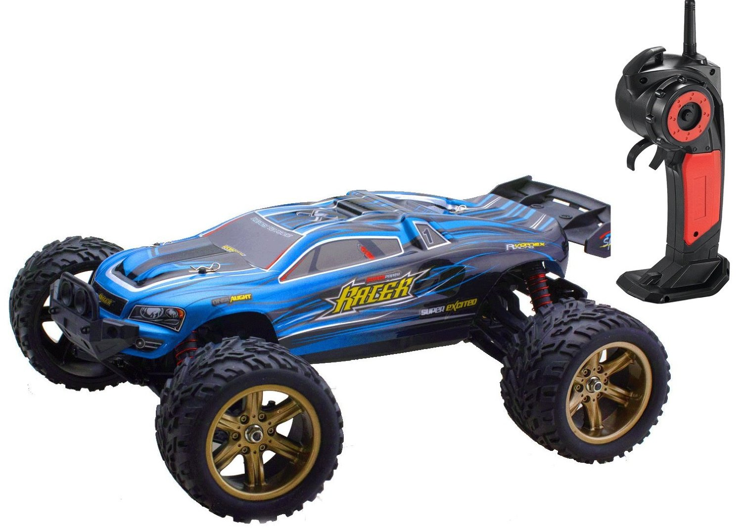 Car Rc Bo Toys 1 12 Scale Electric Rc Car Off Road 2 4ghz 2wd High Speed 35 Mph Remote Controlled Truck Car