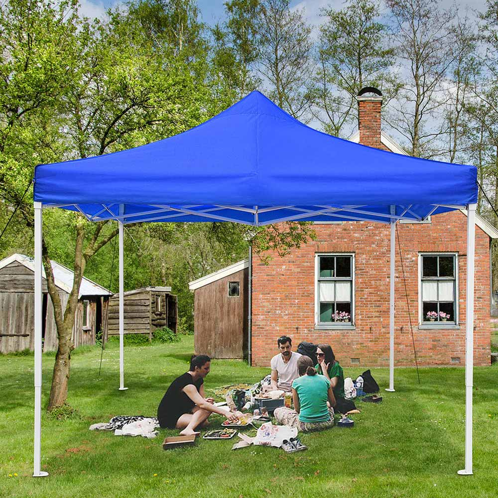 Pop Up Canopy Yescom 10 X10 Easy Pop Up Canopy Tent Party Wedding Folding Commercial Instant Shelter Sun Shade W Carry Bag