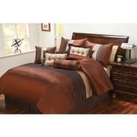 Victoria Classics Regal 8-Piece Bedding Comforter Set ...