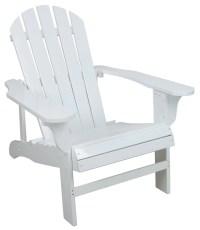 Leigh Country White Adirondack Chair - Walmart.com