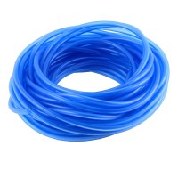 "4mm 0.16"" Blue Silicone Vacuum Hose Racing Line Pipe Tube ..."