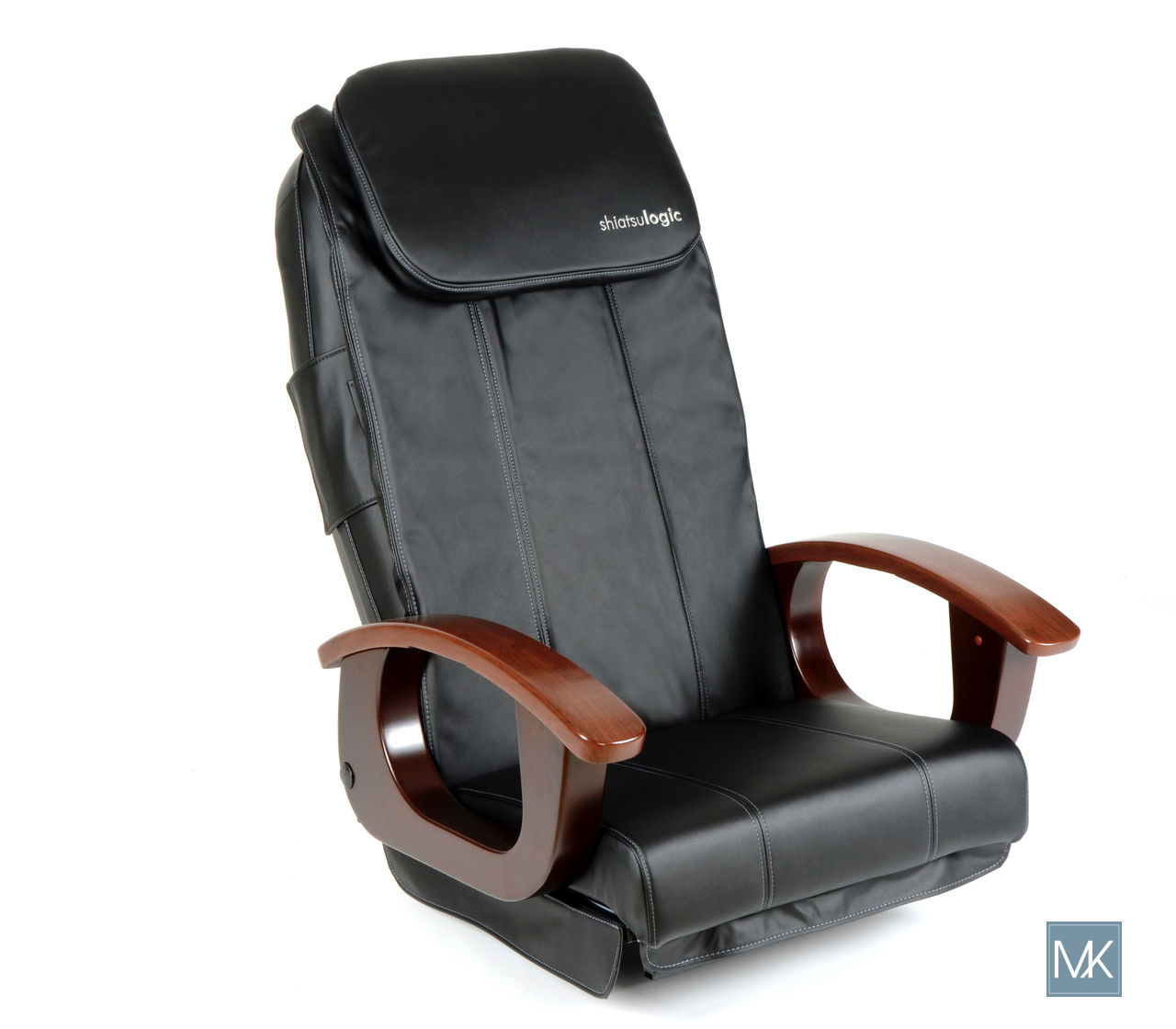 Massage Chair Cover Shiatsulogic Pedicure Chair Cushion Cover Black Massage Vibration Seat Back Pillow Cushion Upholstery