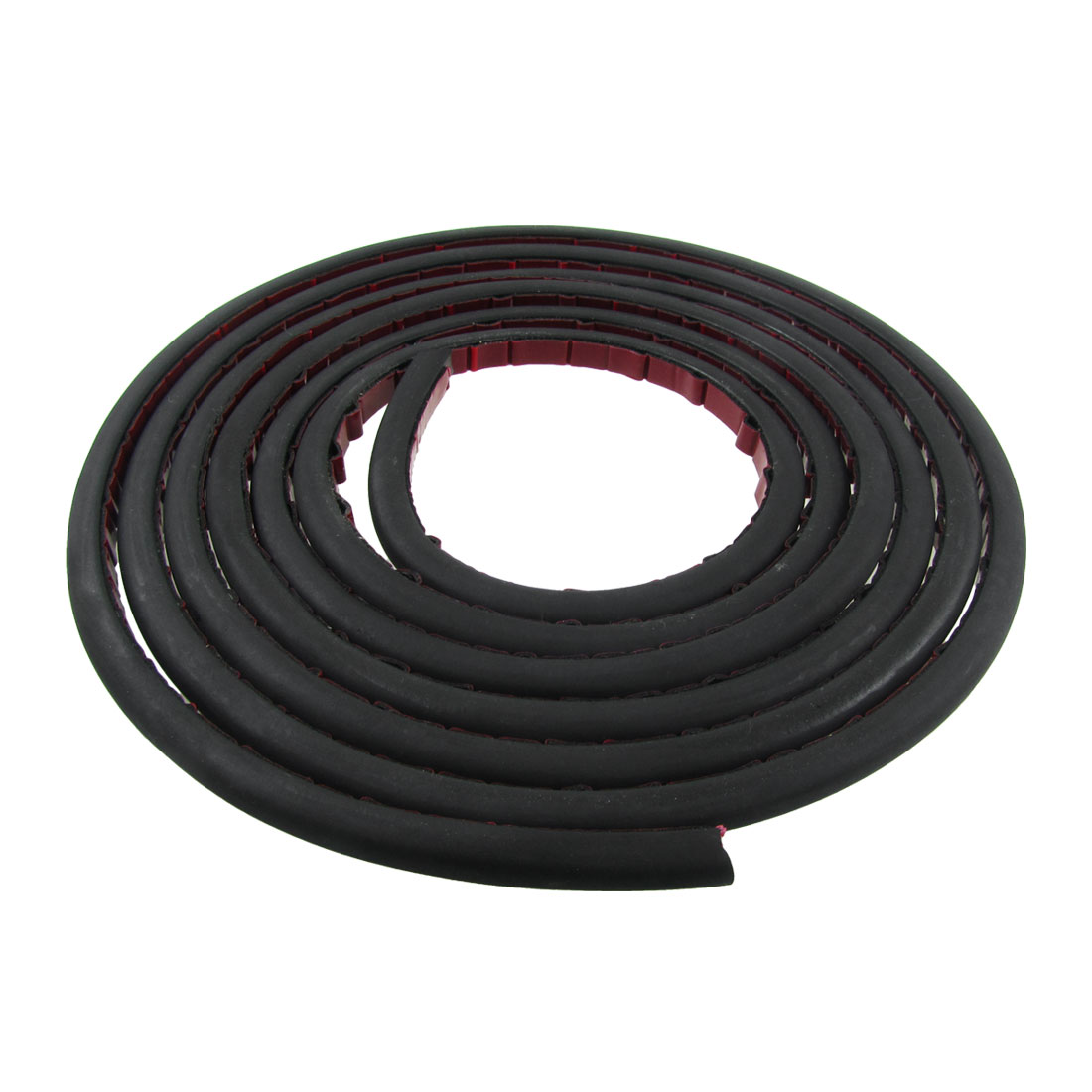 Rubber Seal Strip D Shape Car Vehicle Door Rubber Seal Strip Wheatherstrip Sealing Hollow 3 2m