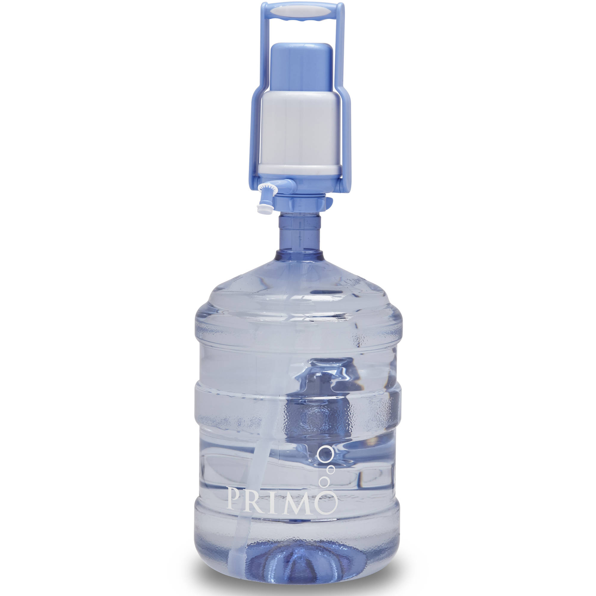 Pump Water Primo Portable Manual Water Pump Dispenser With Carry Handle