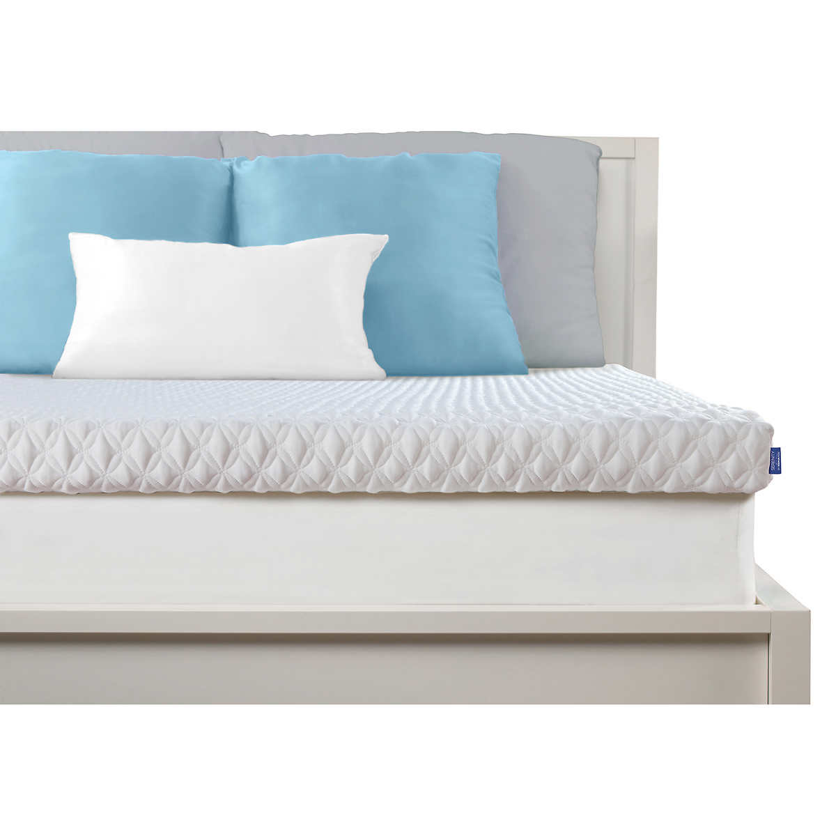 Where Is Temperpedic Made Serenity By Tempur Pedic Memory Foam Mattress Topper Twin