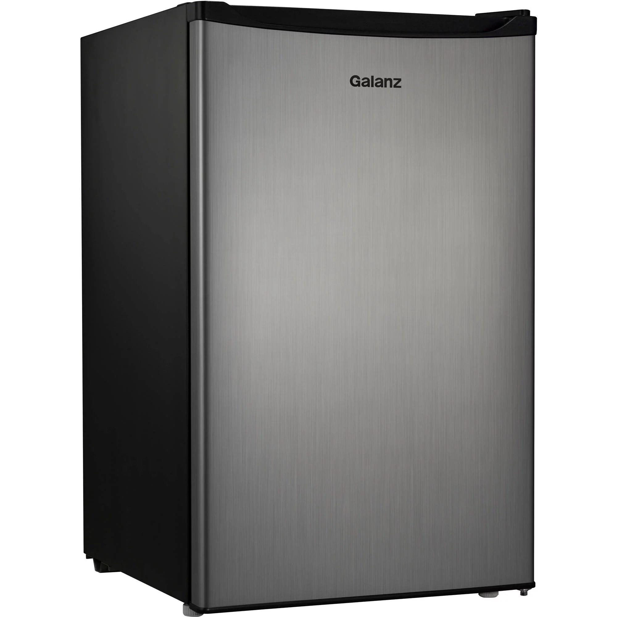 New Refrigerator Price Buy Galanz 4 3 Cu Ft Compact Single Door Refrigerator Stainless