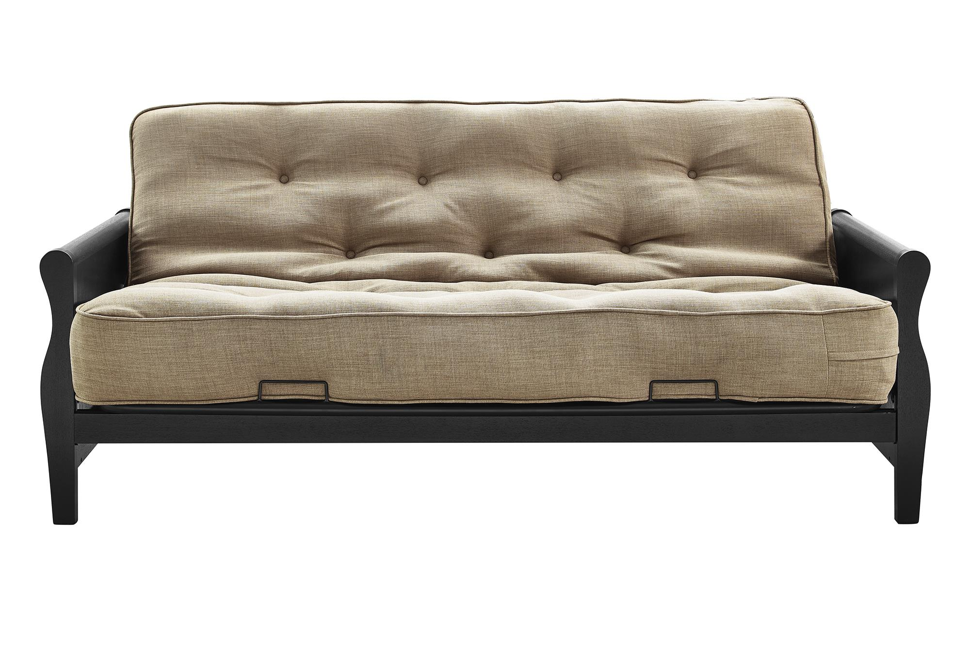 Sofa Repair Charlotte Nc Better Homes Gardens Wood Arm Futon With 8