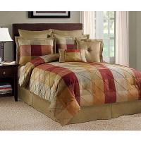 ***DISCONTINUE*** Victoria Classics Elliot 8-Piece Bedding ...