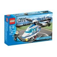 LEGO City - Police Helicopter - Walmart.com