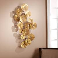 Southern Enterprises Flora Midcentury Modern Abstract Wall ...
