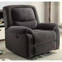 Serta Push-Button Power Recliner with Deep Body Cushions ...