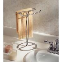 InterDesign Axis Fingertip Towel Holder - Walmart.com