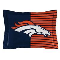 """NFL Denver Broncos """"Draft"""" Bedding Comforter Set - Best ..."""