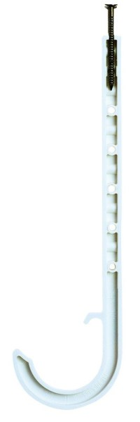 """Sioux Chief J Hook Pvc Pipe Hanger Abs 1/2 """" Cts For ..."""