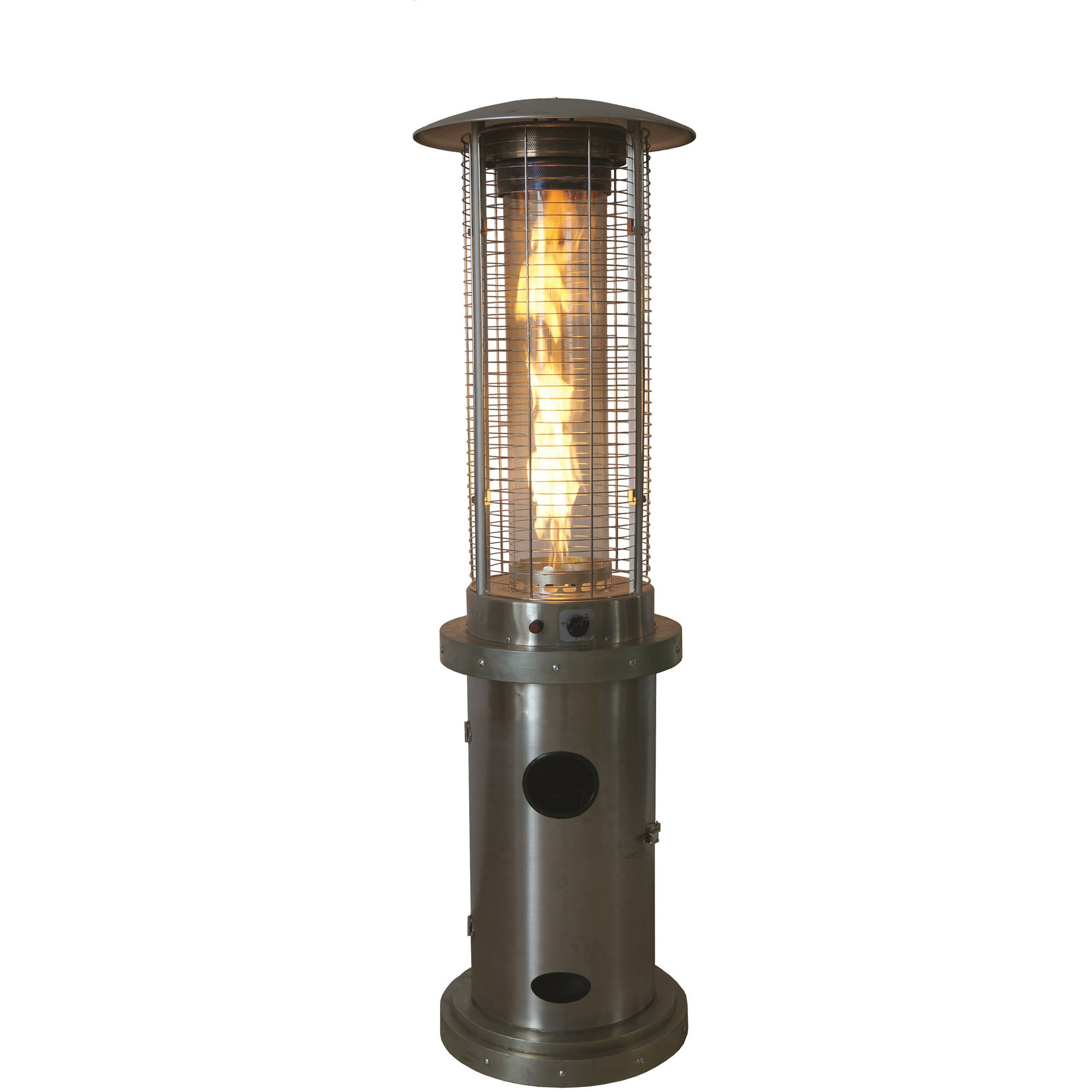 Stainless Steel Outdoor Patio Heater Propane LP Gas