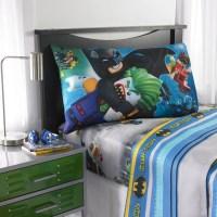 Lego Batman 'No Way Brozay' Bedding Sheet Set - Walmart.com