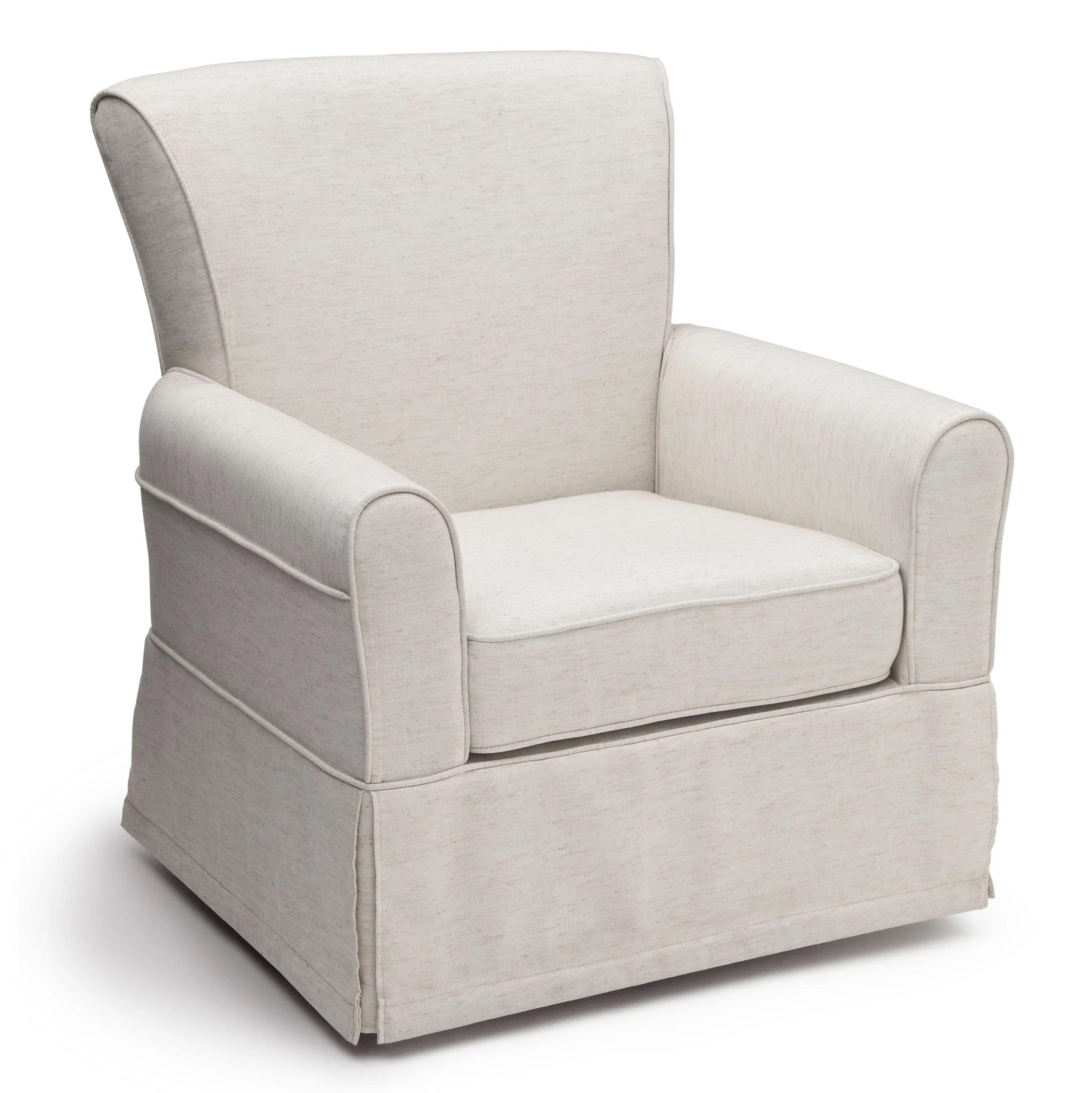 Delta Children Epic Nursery Glider Swivel Rocker Chair