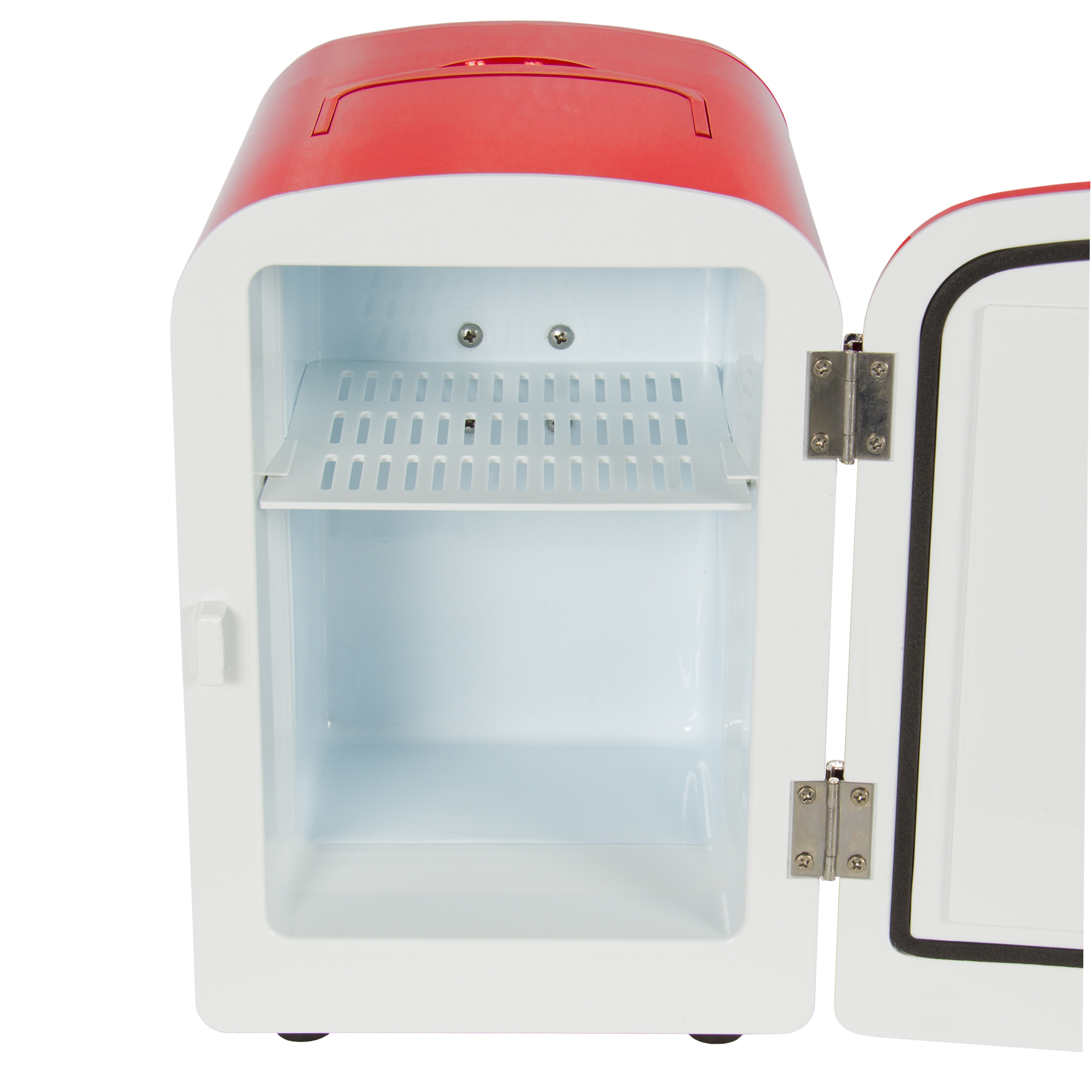 Small Portable Fridge Best Choice Products Portable Auto Mini Fridge Cooler And Warmer W Ac And Dc For Car Boat Home Office Red