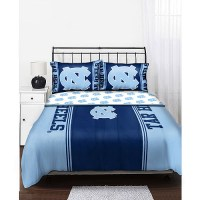 North Carolina NCAA Bedding Set - Walmart.com