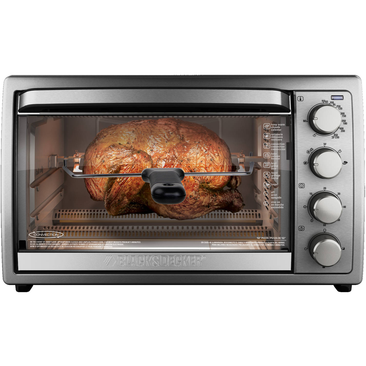 Countertop Oven Philippines Countertop Oven 9 Slice Rotisserie Convection Toaster Bake